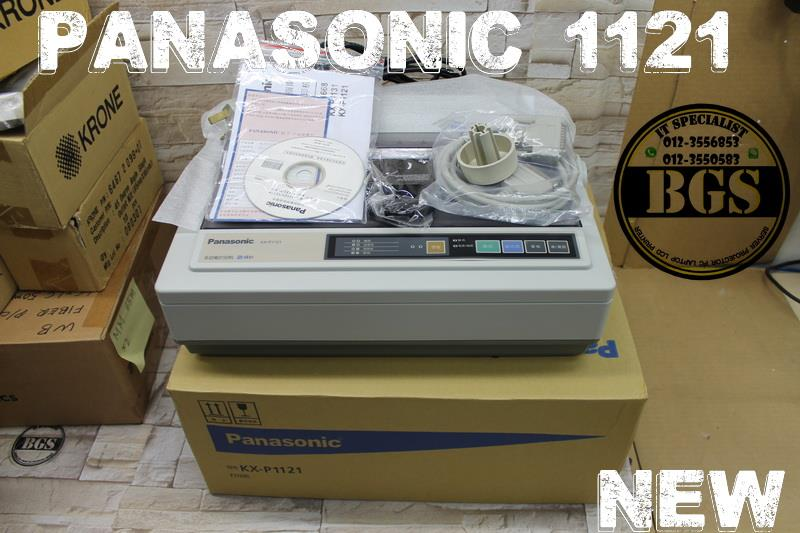 NEW Panasonic KX-P1121 Dotmatrix Printer