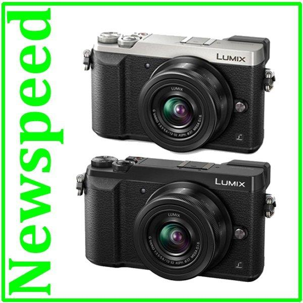 Panasonic Lumix DMC-GX85 12-32mm Mirrorless Digital Camera +16GB+Bag