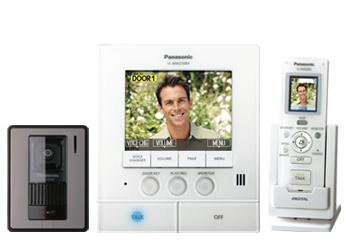 Panasonic Wireless Video Intercom System VL-SW250BX VoiceChanger Upgra