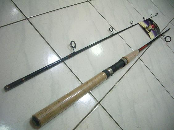 Malaysia online shopping auction lelong for Ugly stick fishing poles