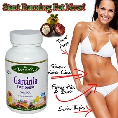 Paradise Garcinia Cambogia 100% Vegetarian, Burn Fat, Fat Loss (USA)