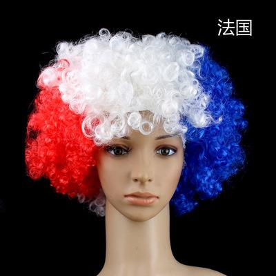 party cosplay wig AFRO td87/rambut palsu/ready stock
