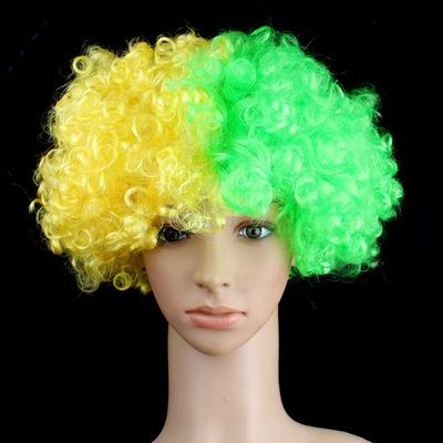 party cosplay wig AFRO td88/rambut palsu/ready stock