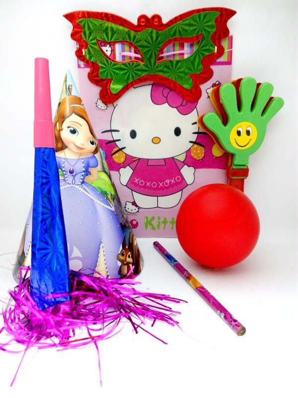 Party Packs/ Door Gifts for Children's Party X 30 sets