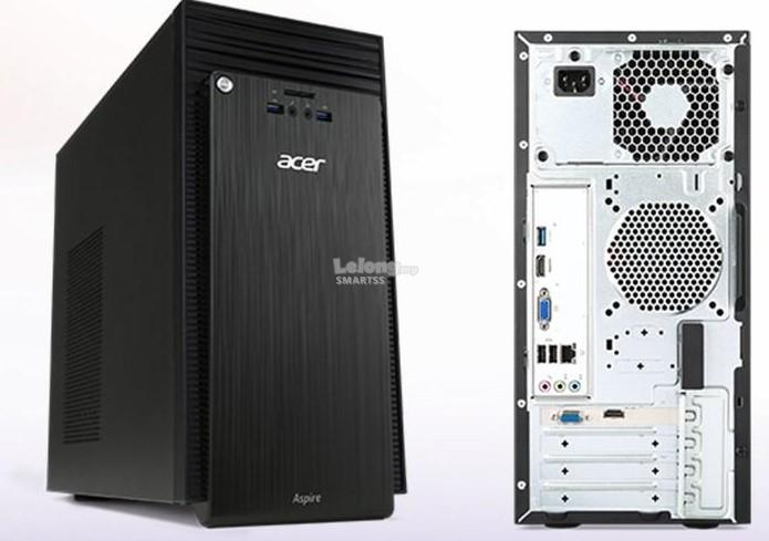 PC. ACER ATC705-4170F I3 2GB 500GB INTEL DOS KB/M