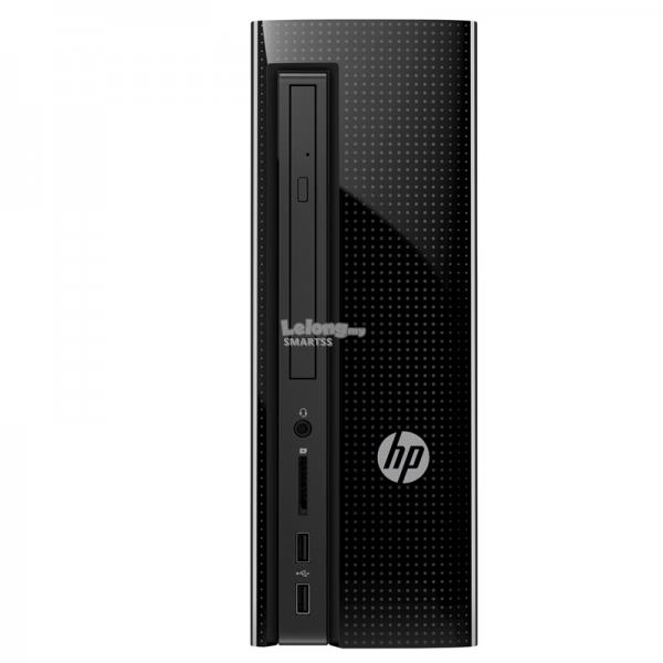 PC. HP SLIMLINE 260-P026D I3 4GB-D4 1TB INTEL W10 KB/M
