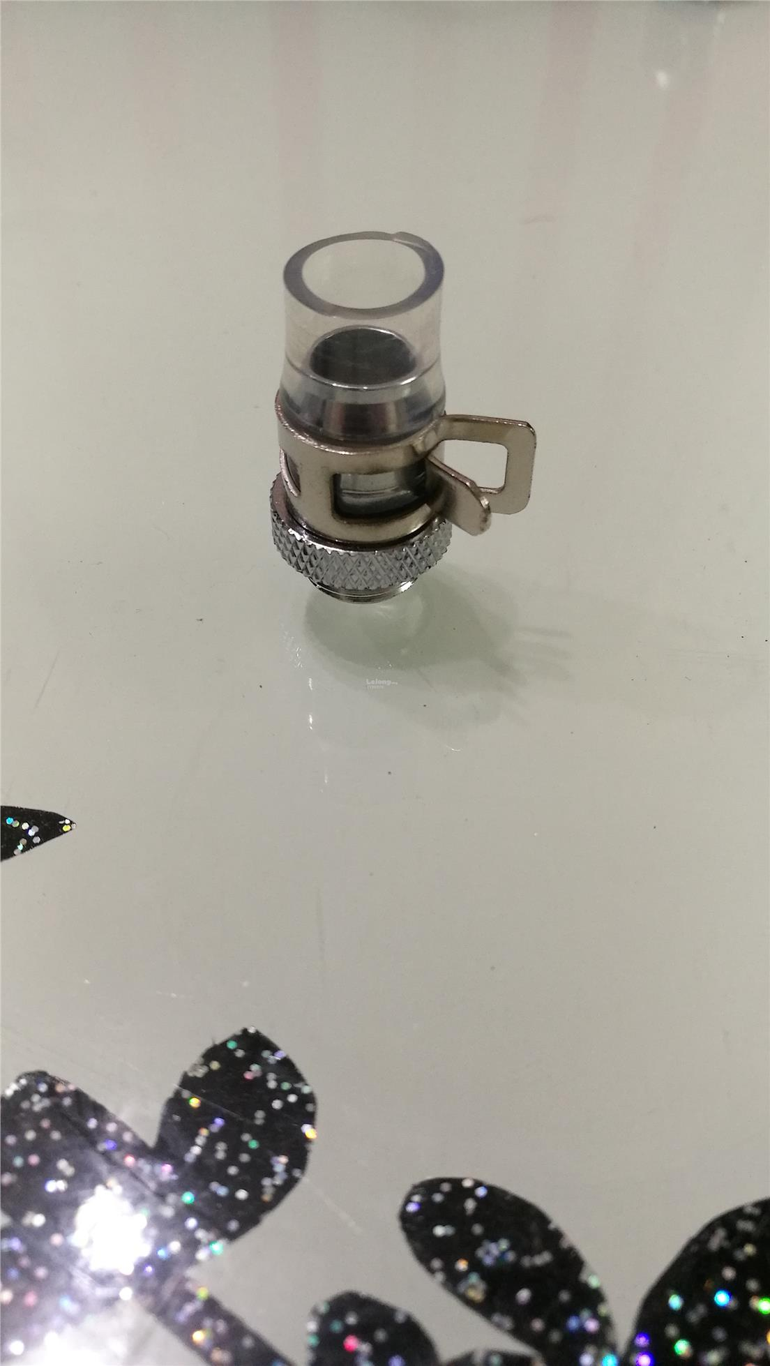 PC Water Cooling Fitting G1/4 For Soft Tubing(Clip)
