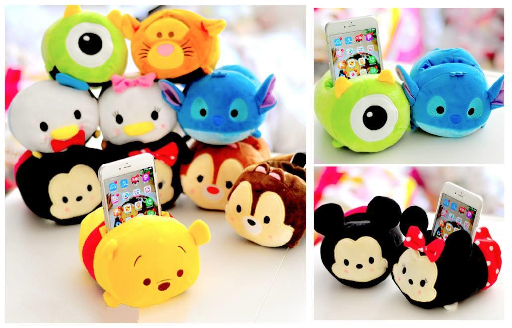 PC0094 TSUM TSUM PLUSH PHONE HOLDER