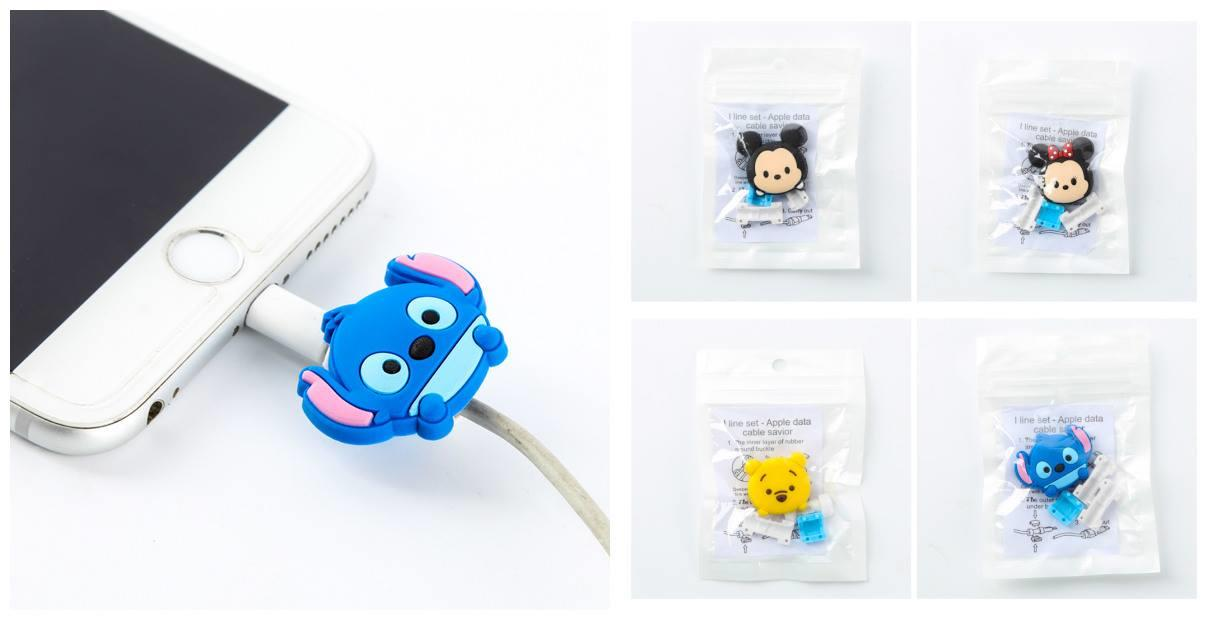 PC0109 ICONIC CARTOON CABLE PROTECTOR