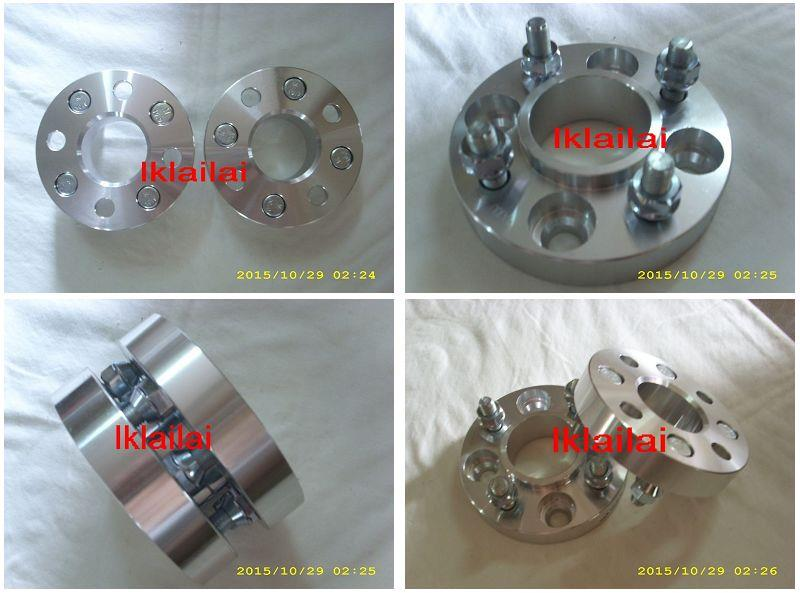 PCD 4X100 Wheel Spacers 30mm Thickness M12x1.5mm 67.1 w Center Cone