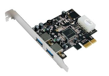 PCIe USB3.0 Card 2Port