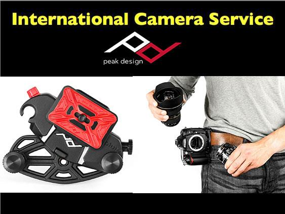 Peak Design CapturePRO Camera Clip with PROplate