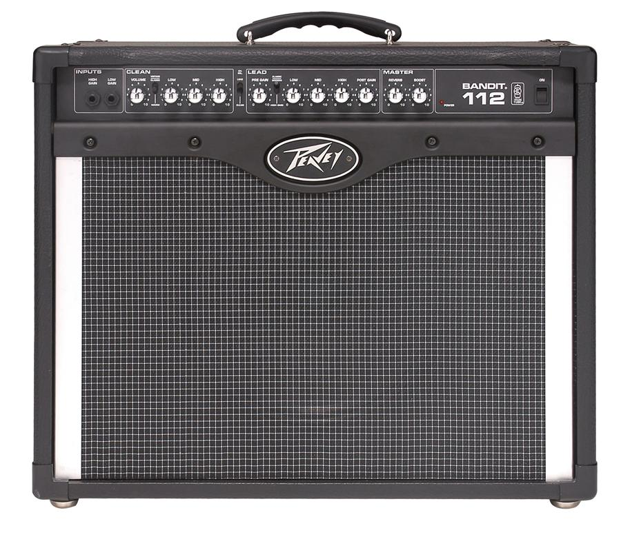 Peavey Bandit 112 Guitar Amplifier with TransTube