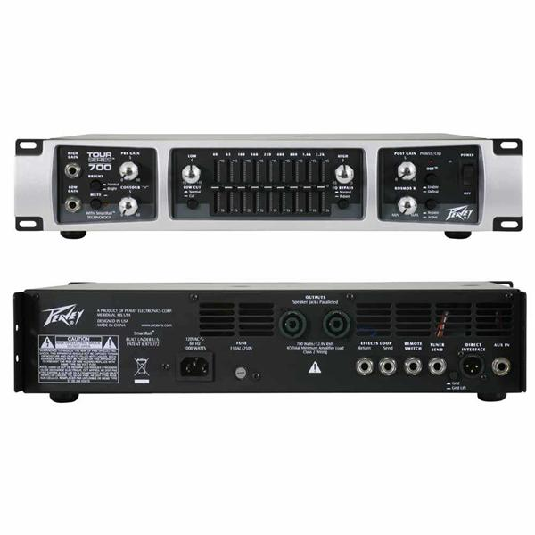 peavey tour 700 bass amp head end 5 9 2017 12 15 pm. Black Bedroom Furniture Sets. Home Design Ideas
