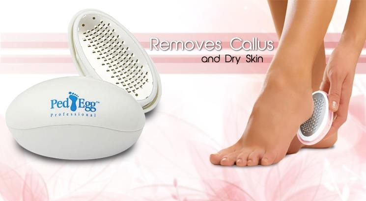 Ped Egg Feet Care Gadgets