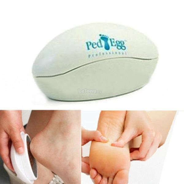 PED EGG  Foot File Foot Care Massage