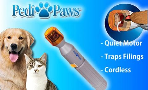 Pedi Paws  revolutionary nail trimmer