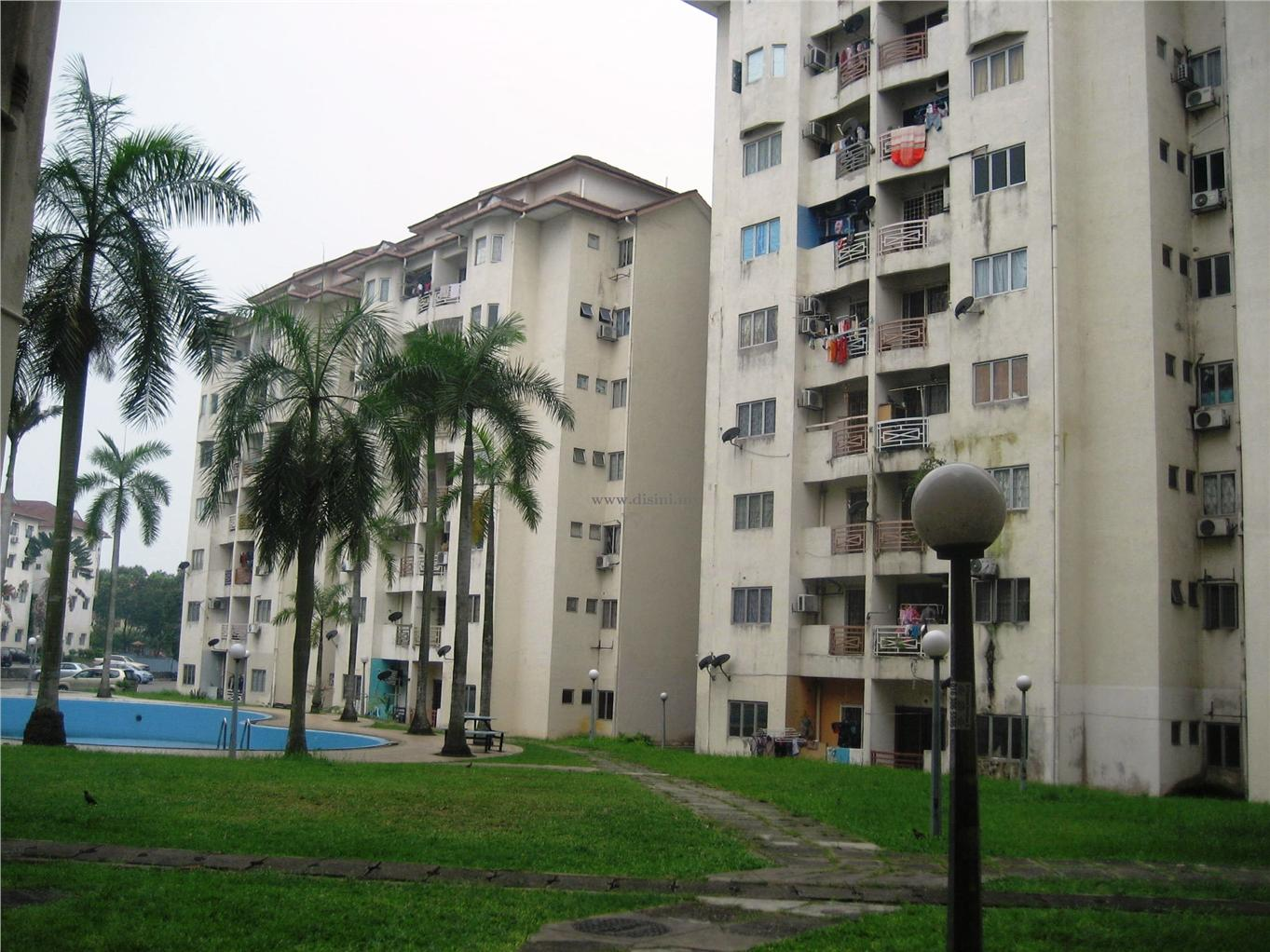 Pelangi Court Condo for sale, Fully Furnished, Well Kept, Klang
