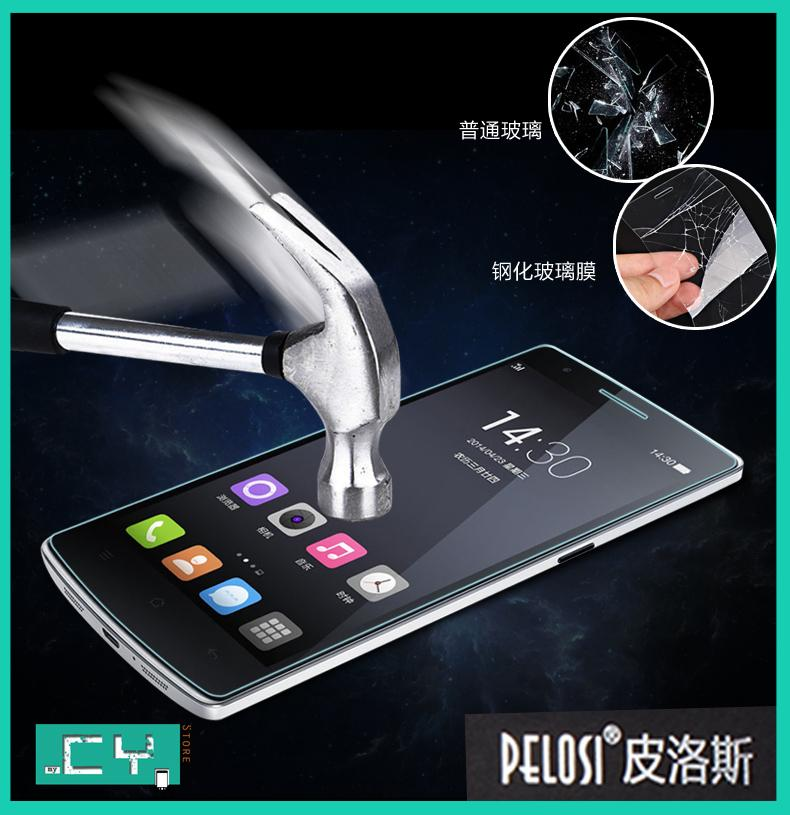 PELOSI OnePlus 1 2 3 X Tempered Glass Screen Protector Full One Plus