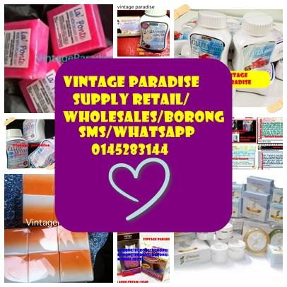 PEMBORONG/WHOLESALE FOR GLUTA/SABUN SUSU BERAS/GLUTA KOJIC SOAP ETC
