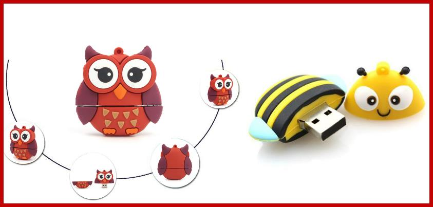 Pen Drive / SanDisk Thumb Drive Cute Animal USB 16GB FREE SHIPPING