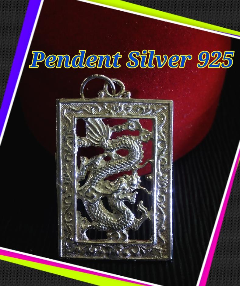 Pendent Silver 925#14