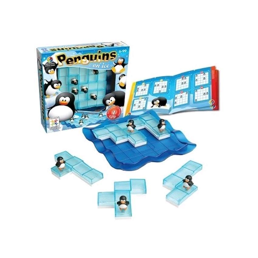 Penguin On Ice IQ Enhancing Games Toy - Educational Smart IQ Toy