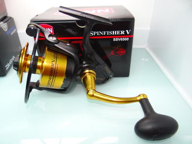 Penn spinfisher v ssv4500 fi end 11 18 2017 2 45 pm myt for Fisher price fishing pole