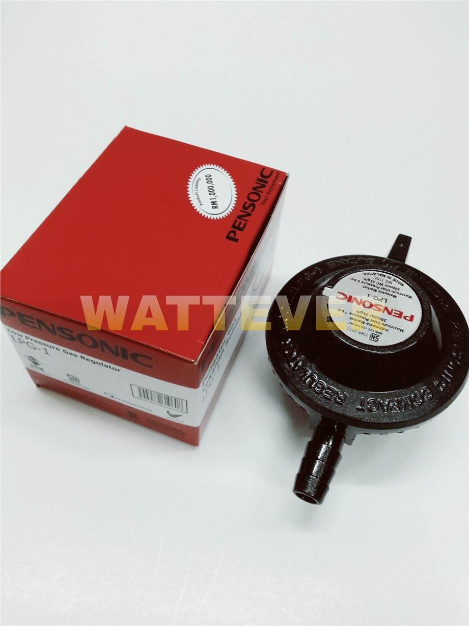 Pensonic Low Pressure Gas Regulator LPG-1