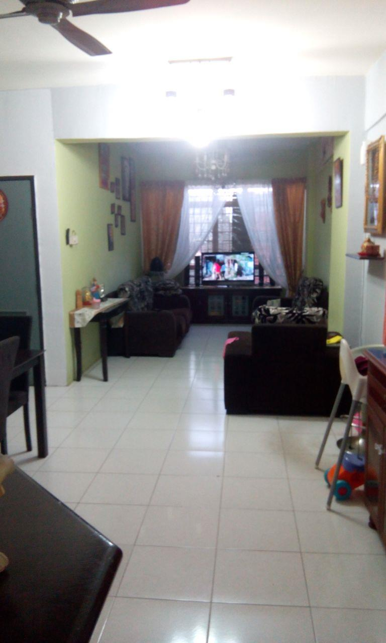 Permai Villa Apartment for sale, Puchong Permai, Renovated, Puchong