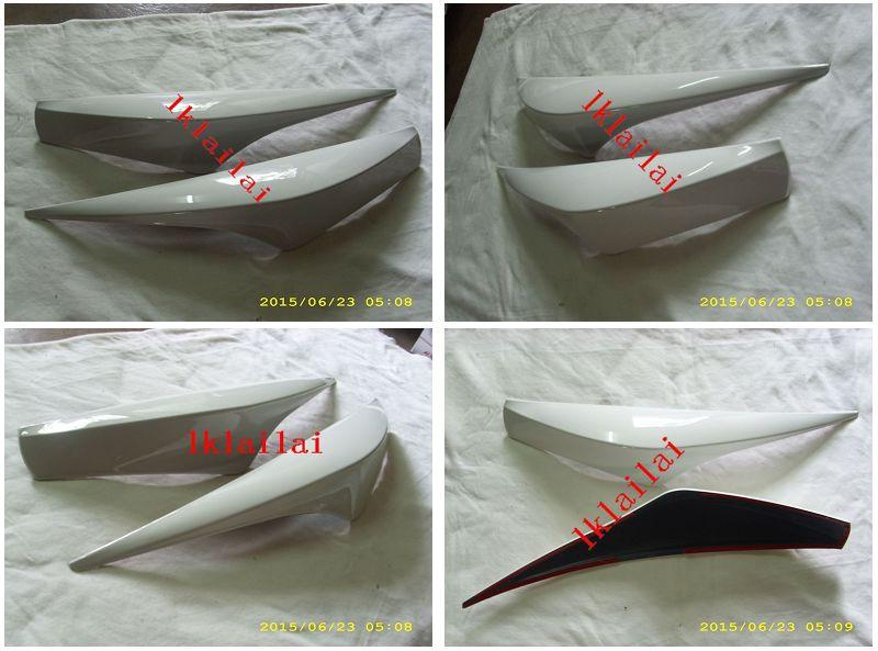 Perodua Axia Head Lamp Eye Lip / Lid Cover [G-Spec / SE / Advance]