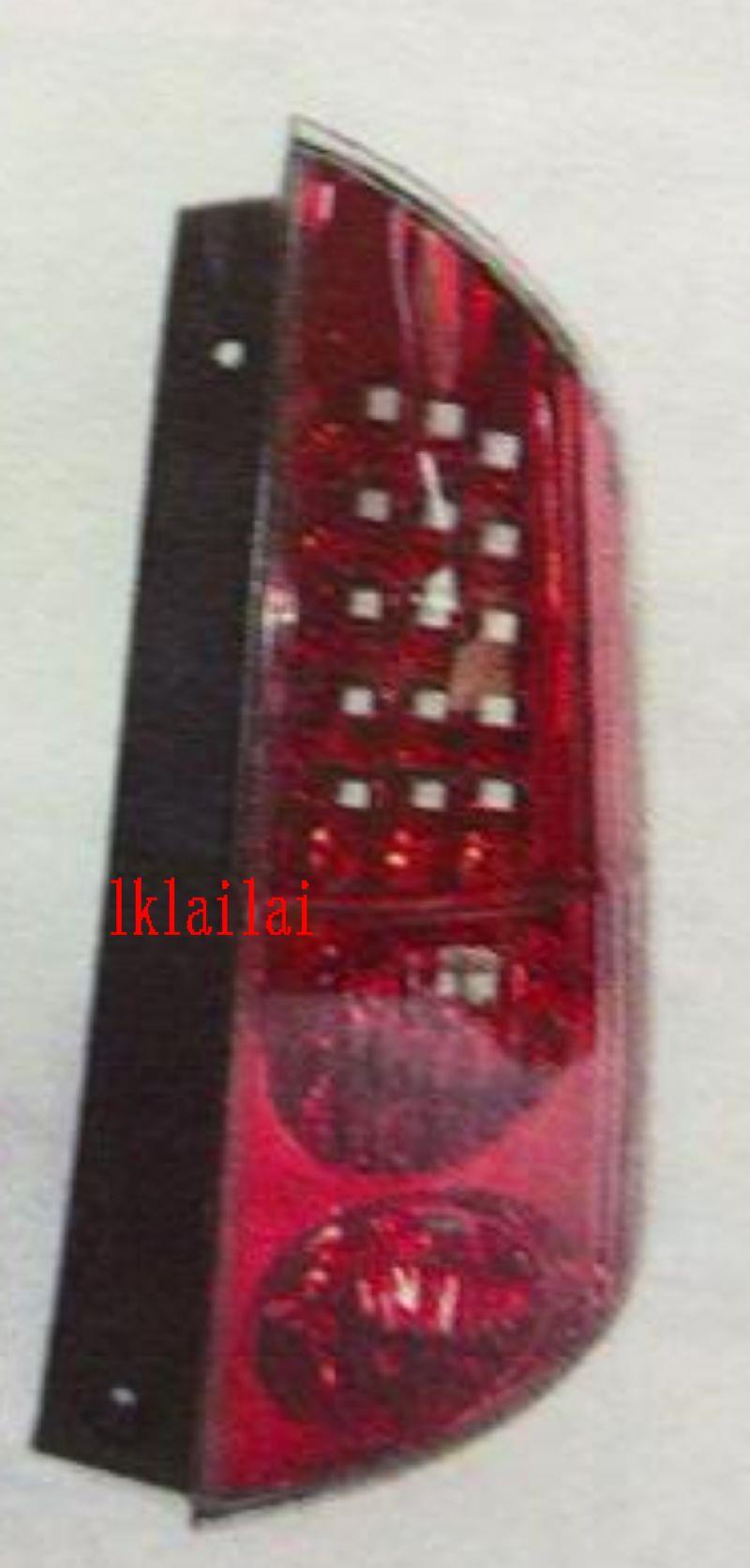 Perodua myvi '05-10 LED Tail Lamp Set [Red Lens with LED] 1-pair