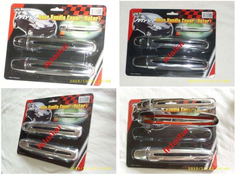Perodua Myvi '05 Door Handle Cover [Stick Type]