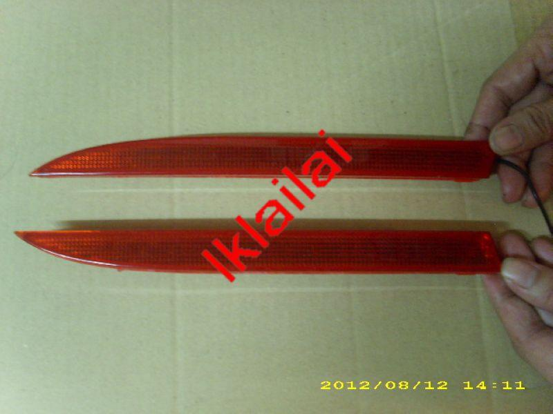 Perodua Myvi '11 Rear Bumper Reflector with LED [2-Function]