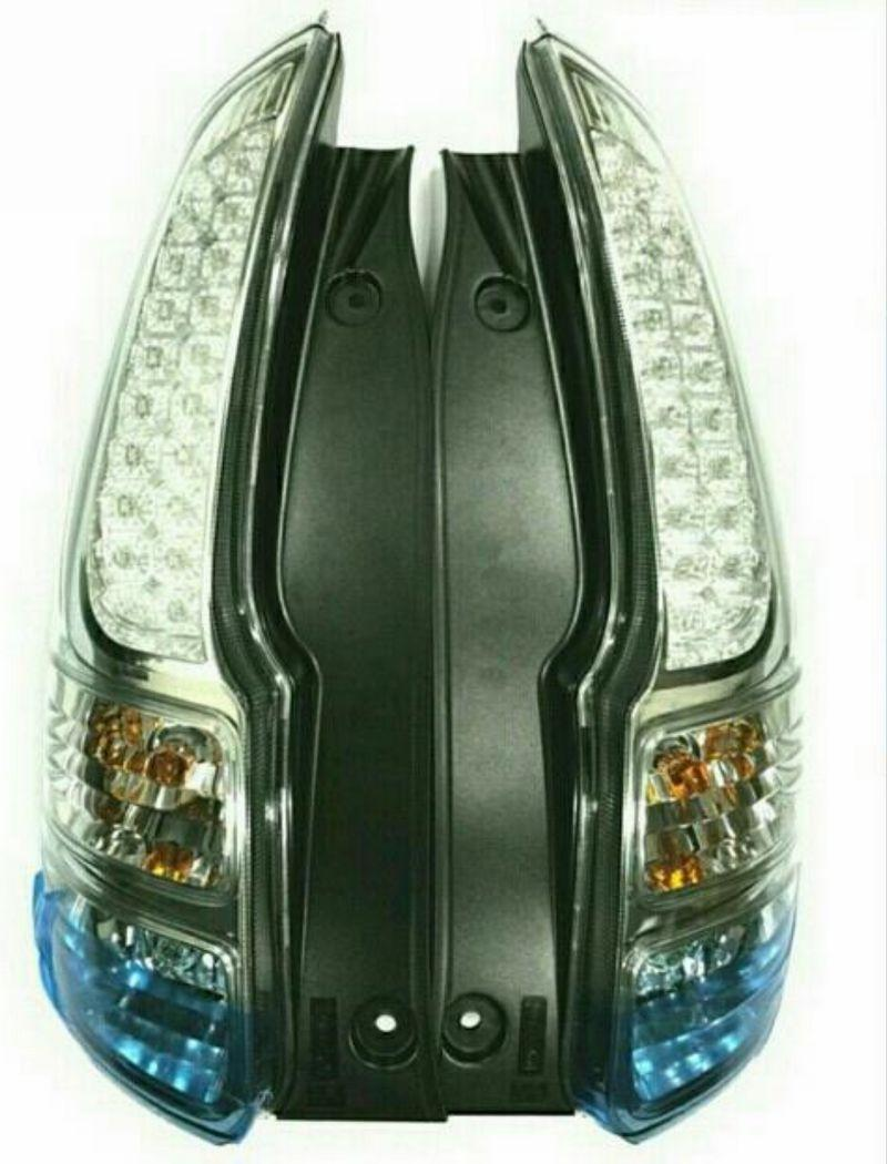 Perodua Myvi Lagi Best '11 / Icon '15 Crystal LED Tail Lamp Clear Lens