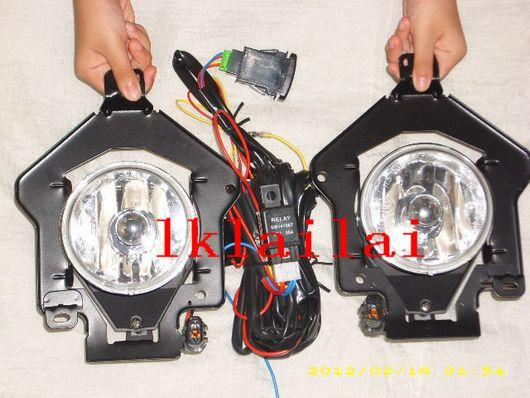 Perodua Myvi SE '07 Fog Lamp+Wiring+Switch [Per Pair]