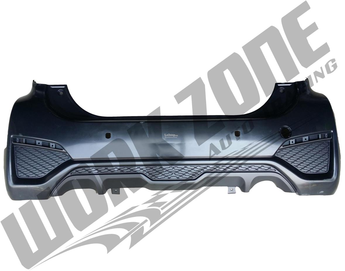 Perodua Myvi SE 1.5 Icon 2015 Rear Bumper Original