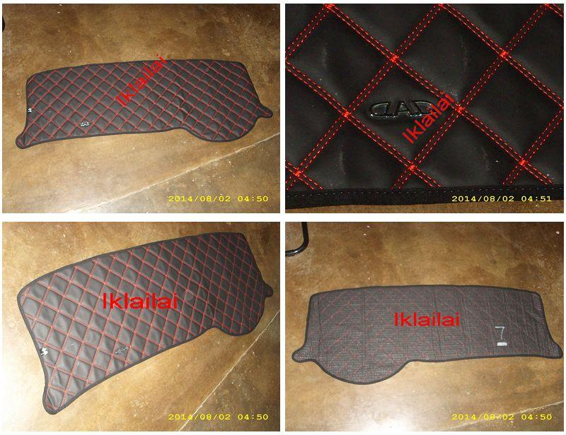 Perodua Viva DAD Dashboard Cover [Without Diamond]