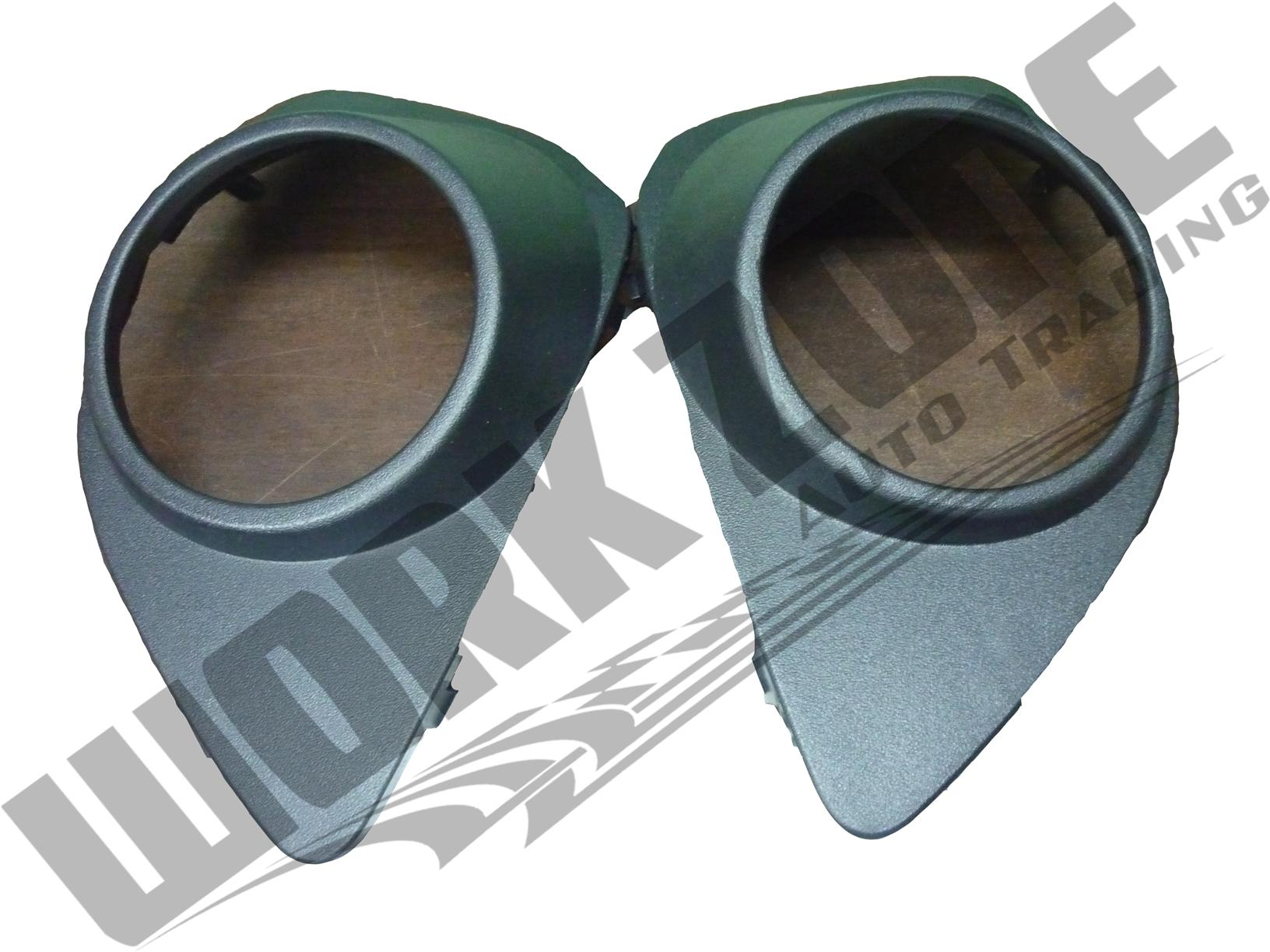 Perodua Viva Elite 2009 Fog Lamp Cover Set