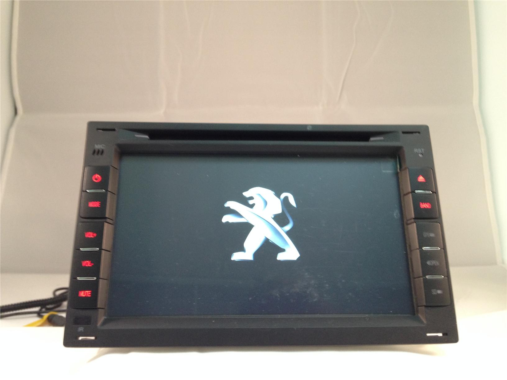 peugeot 3008 oem player gps only fo end 9 13 2015 4 15 pm. Black Bedroom Furniture Sets. Home Design Ideas