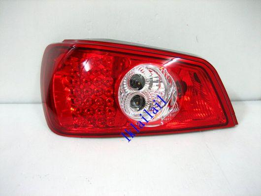 PEUGEOT 306 N5 '97-02 LED Tail Lamp [Red Housing]