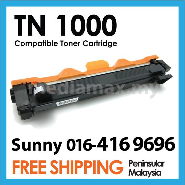 PG TN1000/TN 1000 Brother Compatible MFC 1815 1910W MFC1815 MFC1910W