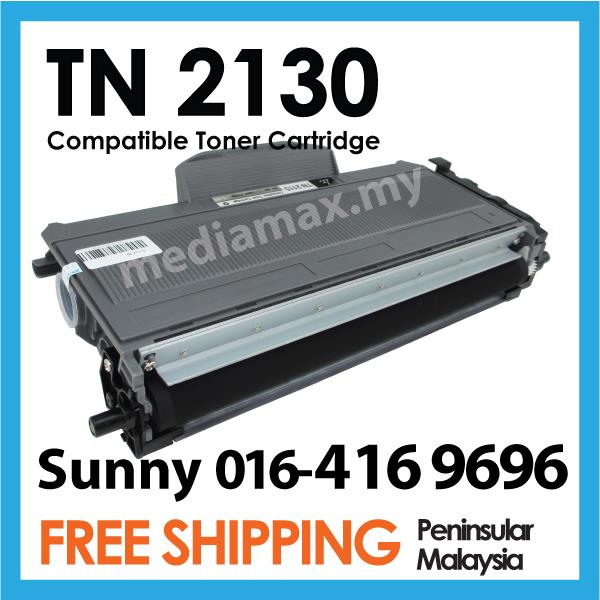 PG TN2130 TN Compatible Brother DCP 7030 7040 7045N HL 2140/2150/2170