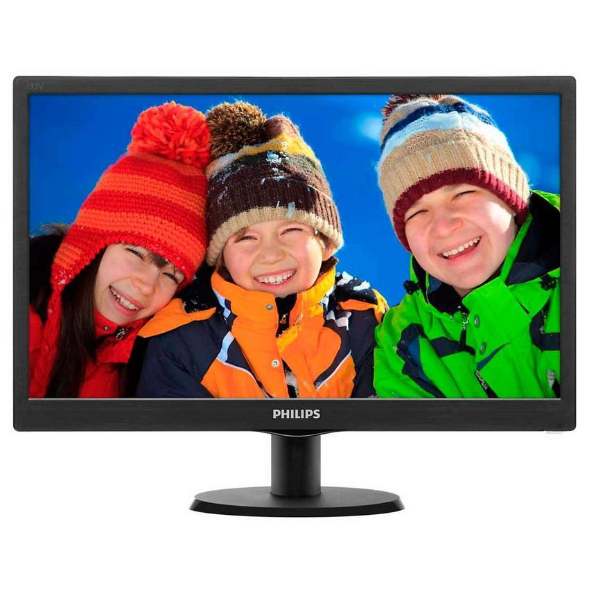 "Philips 18.5"" LED Monitor -193V5LSB2"
