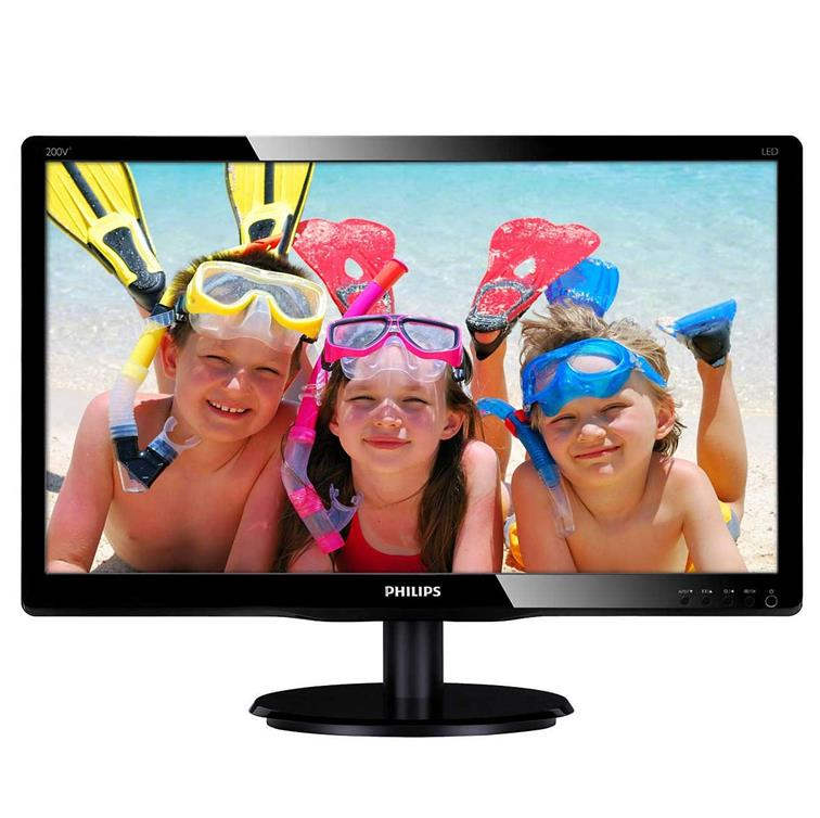 "Philips 19.5"" LED Monitor (200V4QSBR)"