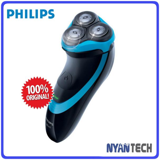 PHILIPS AquaTouch wet and dry electric shaver AT-750