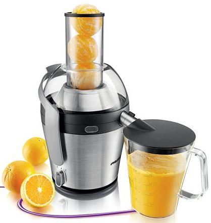 Philips Avance Juicer 800W XXL Tube HR1871/00