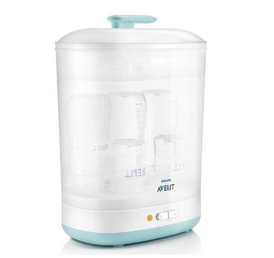 Philips Avent 2 in 1 Steriliser (FREE SHIPPING)