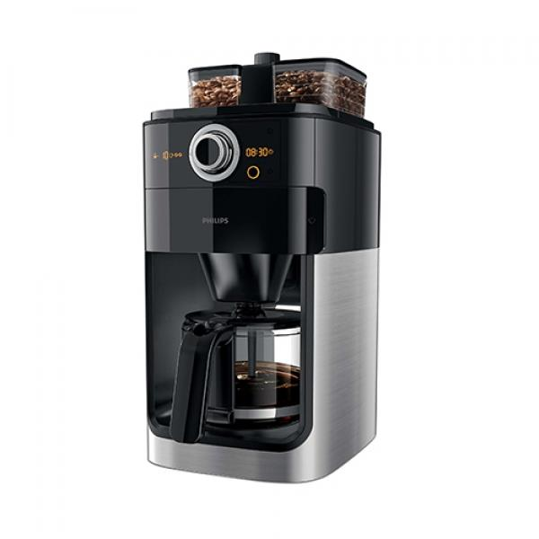 Best Coffee Maker And Grinder 2015 : Philips Coffee Maker with Grinder HD (end 2/24/2017 4:15 AM)
