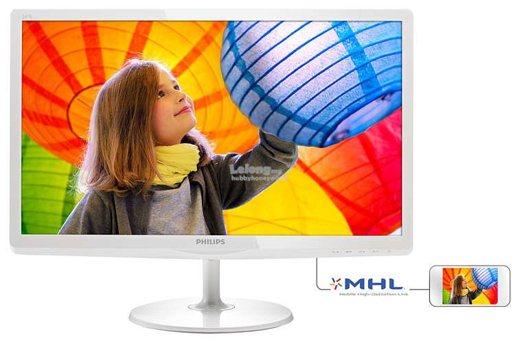 "PHILIPS E-LINE 23.6"" FULL HD LED-BACKLIT LCD MONITOR (247E6QDSW)"
